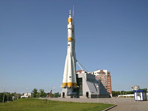 фото музей самара космическая